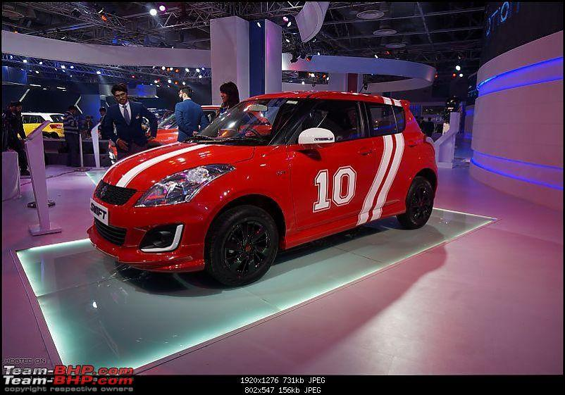 Maruti Swift: Yet another Limited Edition coming. Naming contest announced!-leswift3.jpeg