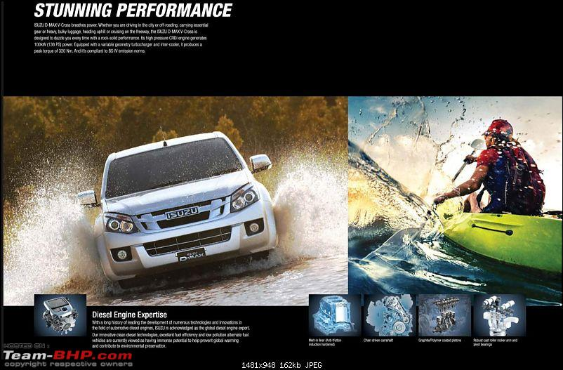 Isuzu starts production at Andhra Pradesh. Rolls out D-Max V-Cross @ 12.49 lakhs-4.jpg
