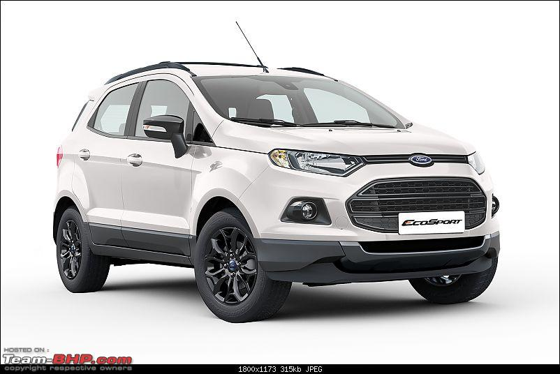 Ford launches EcoSport Black Edition at Rs. 8.58 lakh-fordecosportblackeditionpressshot.jpg