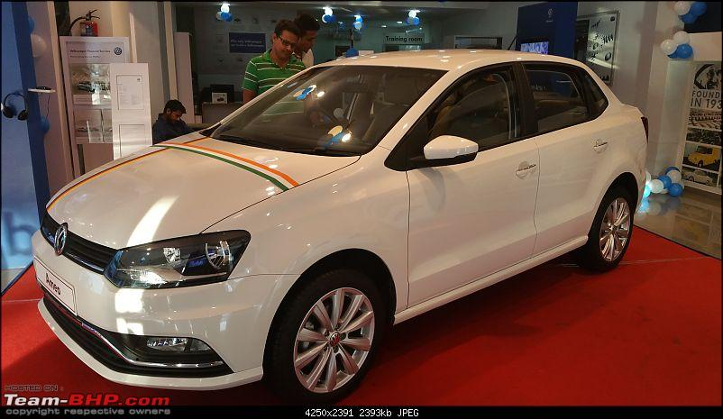 Volkswagen Ameo @ Auto Expo 2016. EDIT: Starts at Rs. 5.14 lakhs!-20160516_181823.jpg