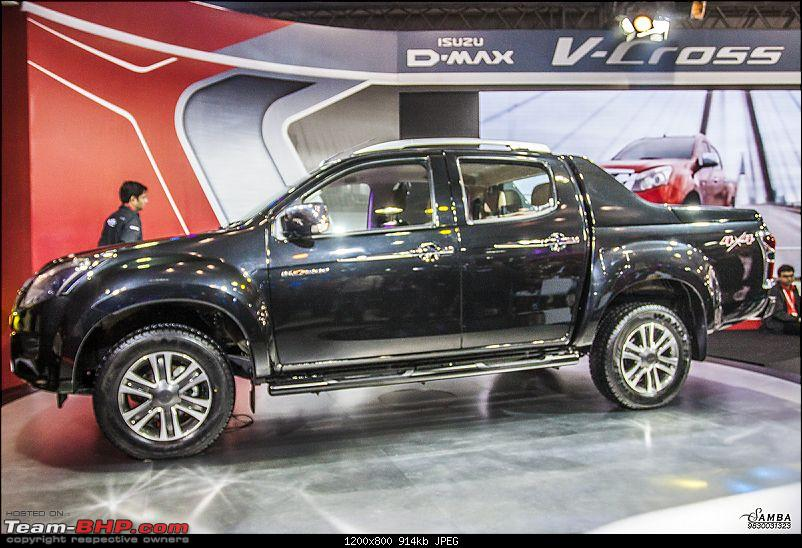 Isuzu starts production at Andhra Pradesh. Rolls out D-Max V-Cross @ 12.49 lakhs-img_9275.jpg