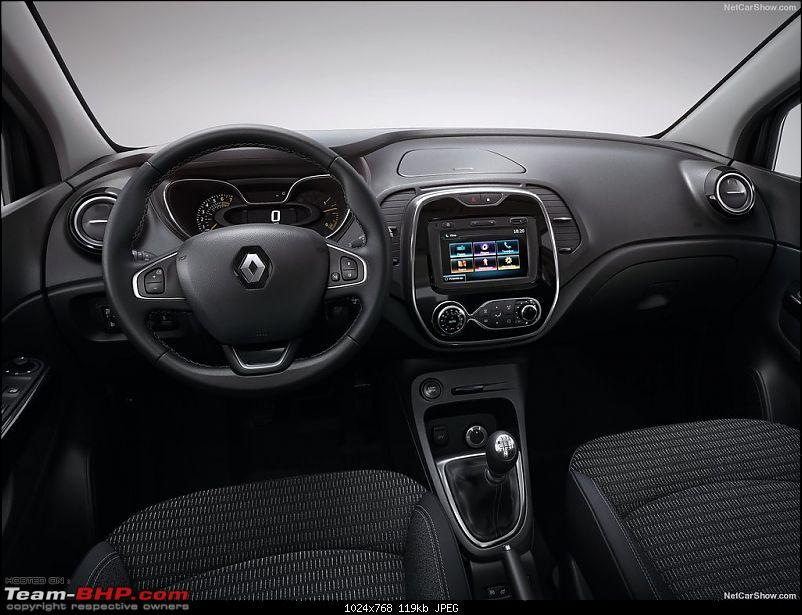 The Renault Captur SUV. EDIT: Launched @ Rs 9.99 lakhs-renaultkaptur201710240c.jpg