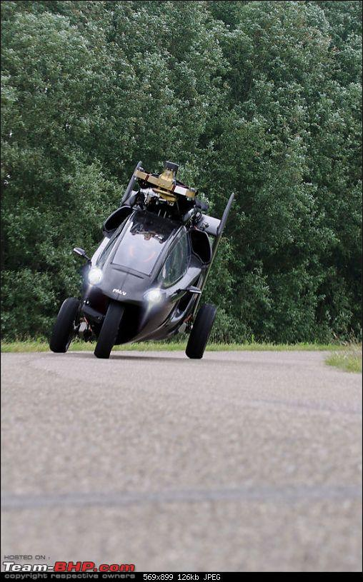 Dutch-based PAL-V company gets patent in India for a flying car-palv_one_on_the_road.jpg