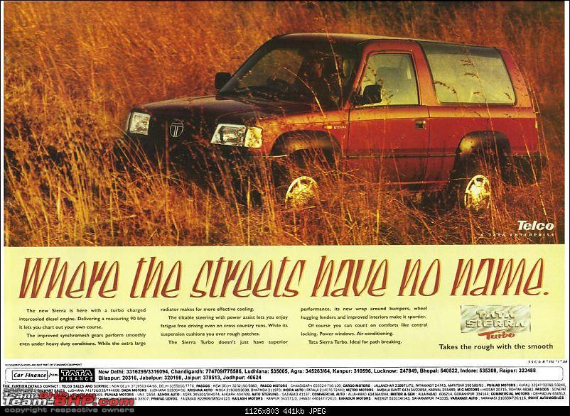 Believe in rebirth? Which old car would you bring back on sale & why?-tata-sierra.jpg