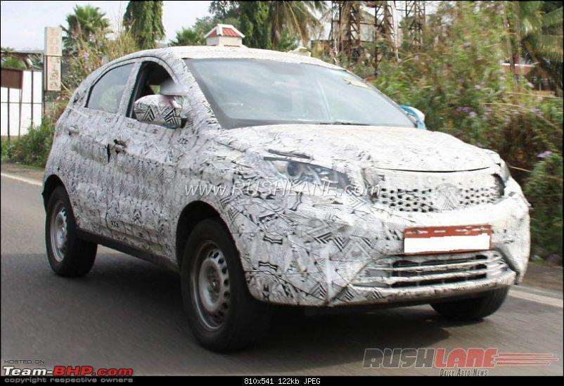 The Tata Nexon, now launched at Rs. 5.85 lakhs-tatanexonspied2810x541.jpg