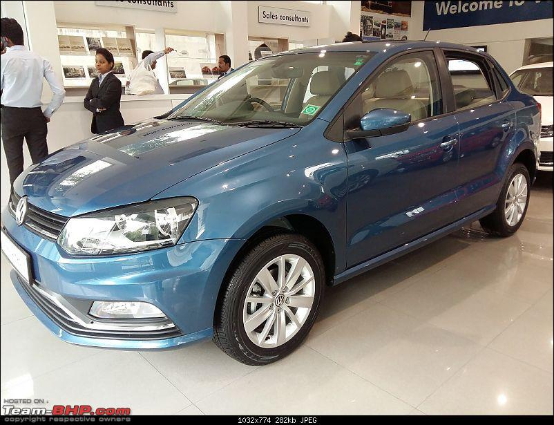 Volkswagen Ameo @ Auto Expo 2016. EDIT: Starts at Rs. 5.14 lakhs!-20160610_160313.jpg