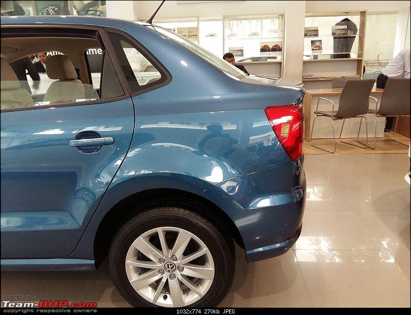 Volkswagen Ameo @ Auto Expo 2016. EDIT: Starts at Rs. 5.14 lakhs!-20160610_160441.jpg