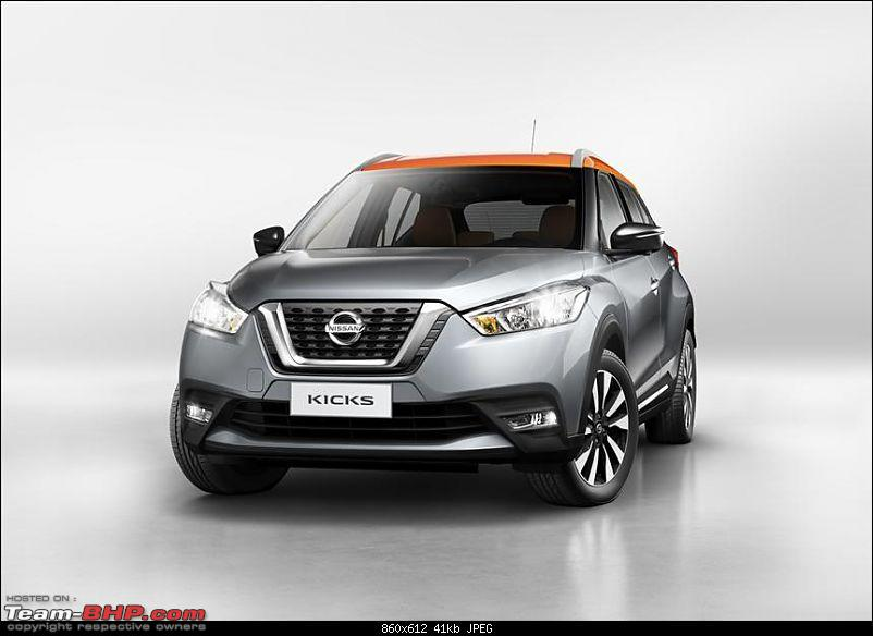 Nissan working on compact SUV to take on Ford EcoSport. Update: Named Kicks-kicks02.jpg
