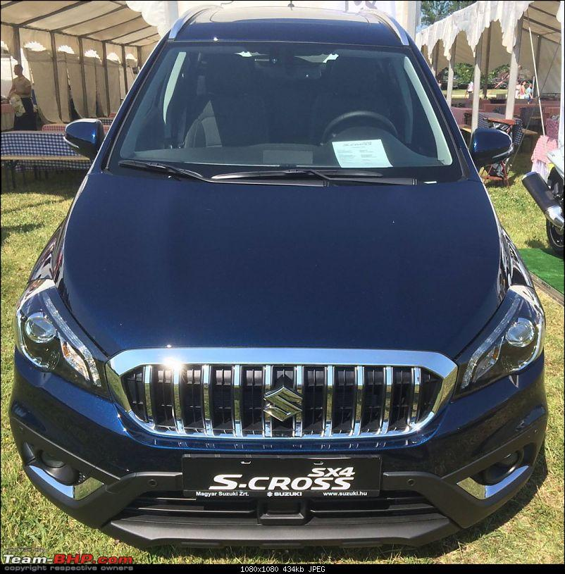 2016 Suzuki S-Cross facelift leaked. EDIT: Spotted testing in India!-13551750_297367227268695_989810488_n.jpg