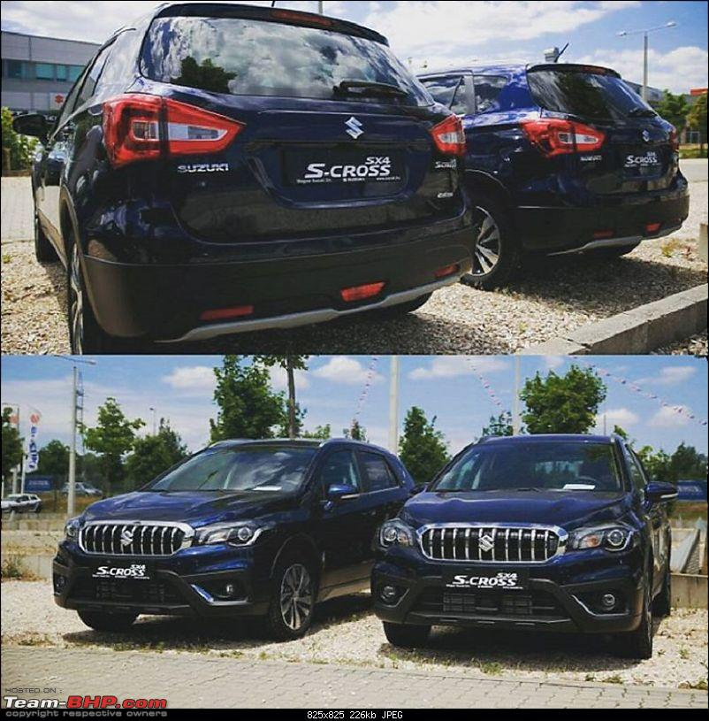 2016 Suzuki S-Cross facelift leaked. EDIT: Launched at Rs. 8.49 lakh-13551544_1748485902084055_1221120163_n.jpg