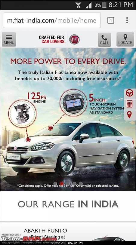 Fiat Linea 125 S with 123 BHP launched-screenshot_20160708202121.png