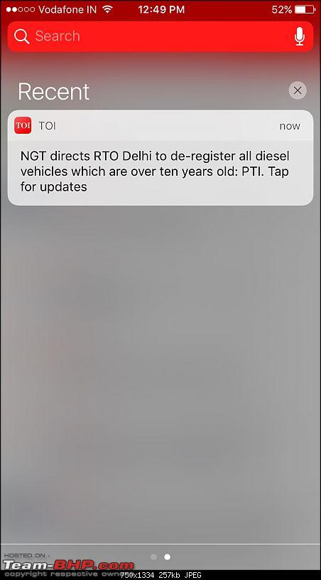 Supreme Court bans registration of diesel cars over 2,000 cc in Delhi & NCR:EDIT lifted with 1% cess-imageuploadedbyteambhp1468826620.637480.jpg