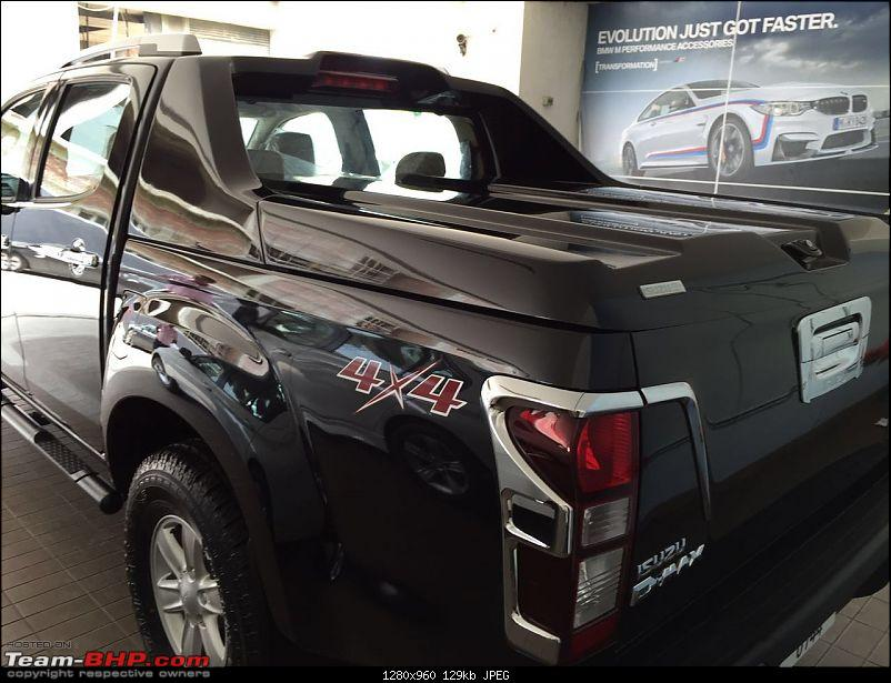 Isuzu starts production at Andhra Pradesh. Rolls out D-Max V-Cross @ 12.49 lakhs-1.jpeg
