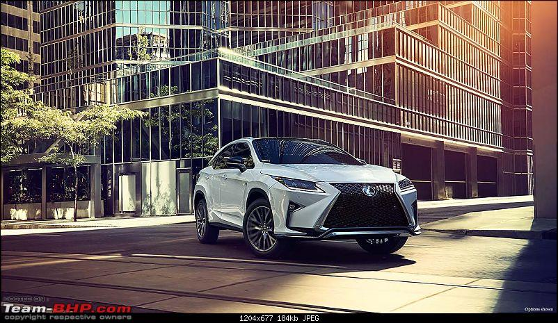 Lexus - The Indian Challenge. EDIT: Launched, range starts from Rs 55.27 lakhs-lexusrxfsportultrawhitegalleryoverlay1204x677lexrxgmy160036.jpg