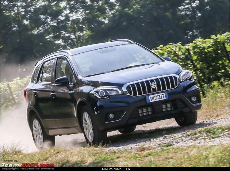 2016 Suzuki S-Cross facelift leaked. EDIT: Launched at Rs. 8.49 lakh-20160728041748_5.jpg