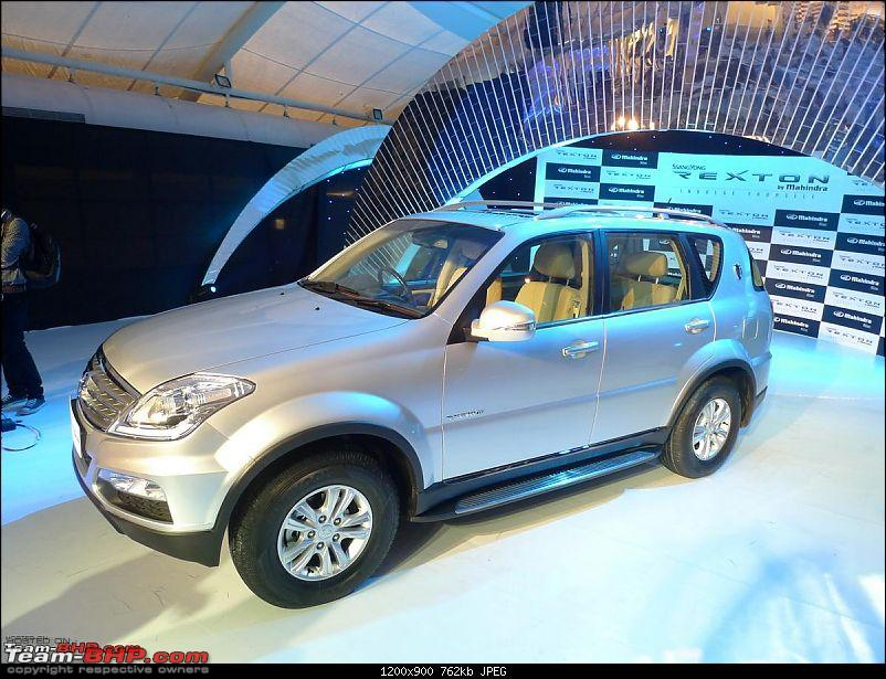 SsangYong Rexton recalled over faulty rear driveshaft-rexton005.jpg
