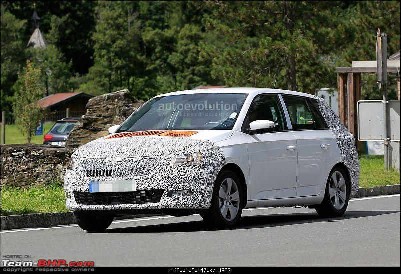 Next-gen Skoda Fabia: Will it come to India?-spyshots2017skodafabiafacelifthasnoseradarsuperbgrille110786_1.jpg