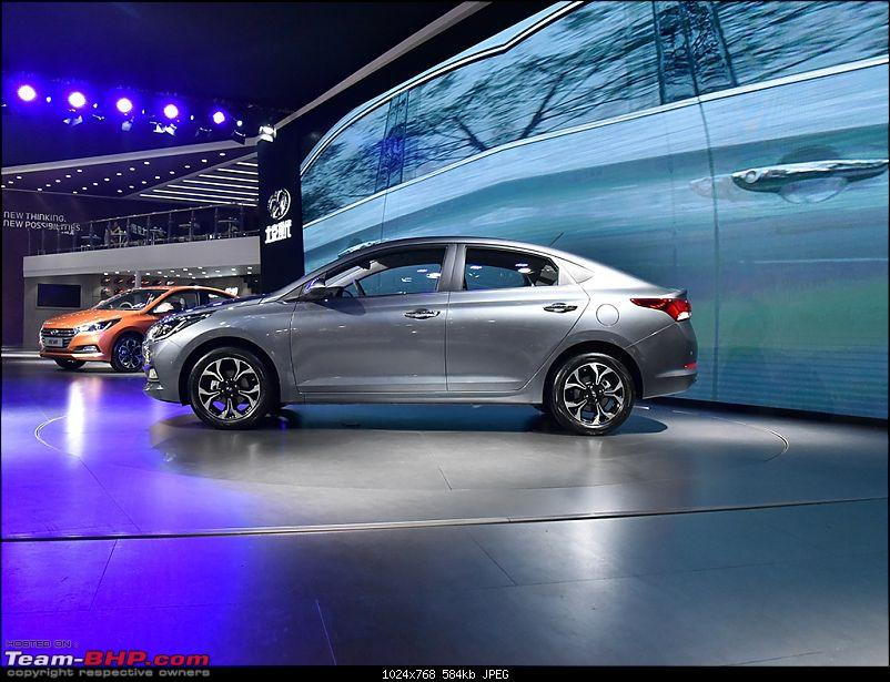 Hyundai India re-imports the next-gen 2017 Verna! EDIT: Unveiled in China-2017hyundaivernasidemakesworldpremiere.jpg