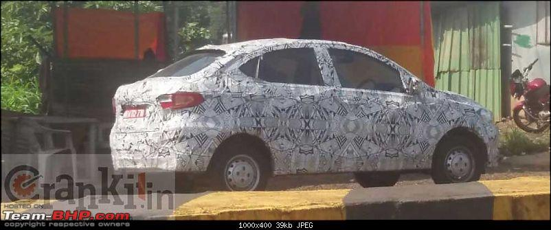 Tata Tiago-based compact sedan. EDIT: Unveiled at the Auto Expo 2016!-tatakitesedanmain.jpg