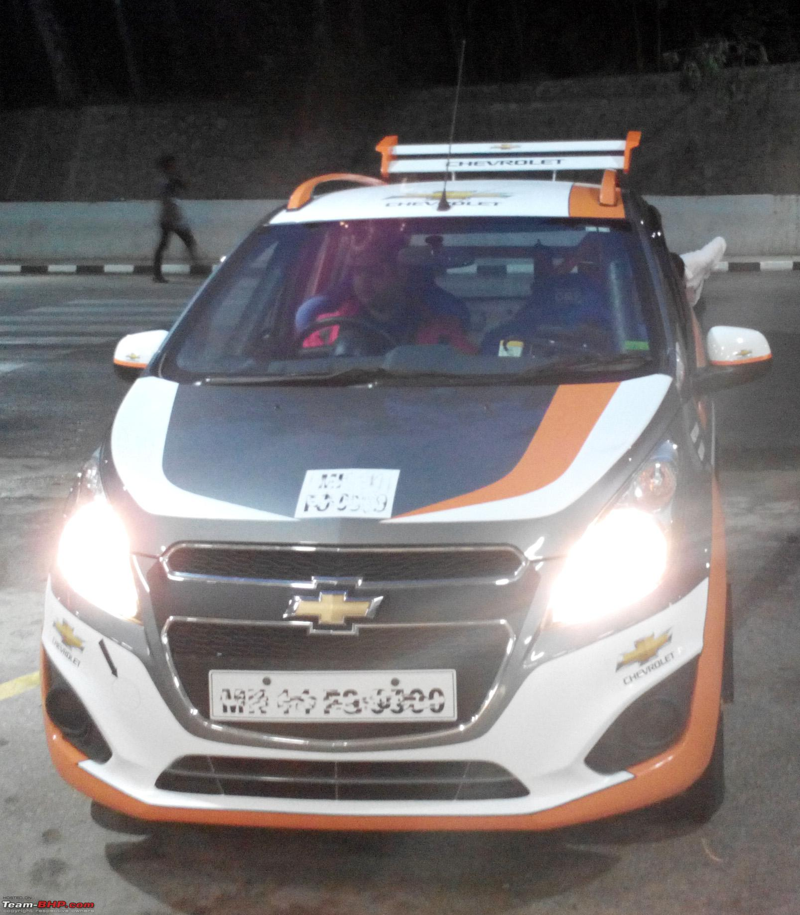 Chevrolet gives beat updates for 2016 pic01 jpg
