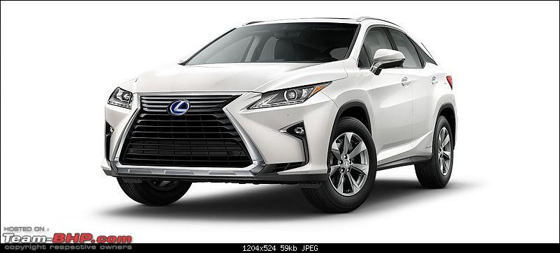 Lexus starts importing the RX450h Hybrid SUV into India-large1.jpg