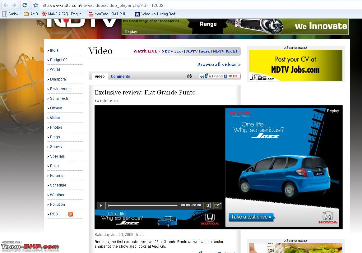 advertising Chevrolet UVA