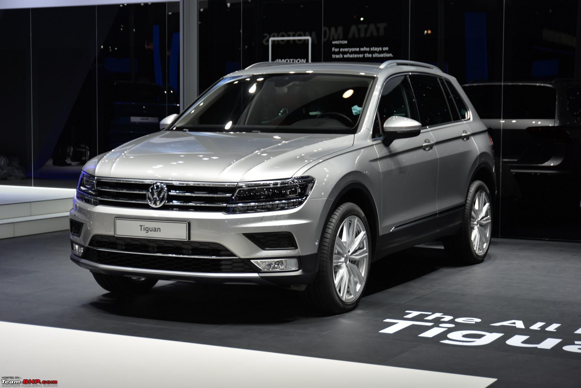 volkswagen imports the tiguan edit launched at rs 27 31 lakhs team bhp. Black Bedroom Furniture Sets. Home Design Ideas