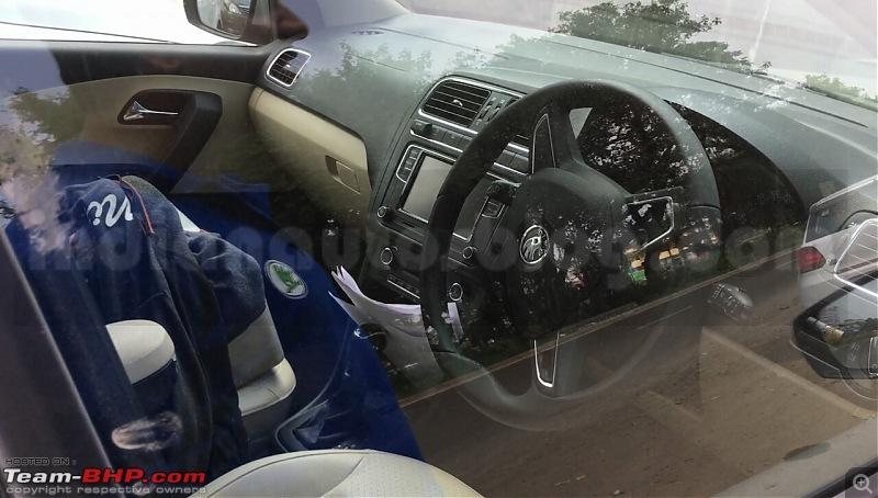 Skoda Rapid facelift caught testing-skodarapidfaceliftinteriorspied.jpg