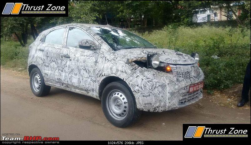 The Tata Nexon, now launched at Rs. 5.85 lakhs-tatanexonspiedupclose2.jpg