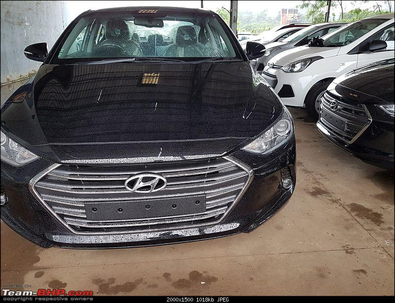 The 6th-gen Hyundai Elantra. EDIT: Launched at 12.99 lakh-20161004_145119.jpg