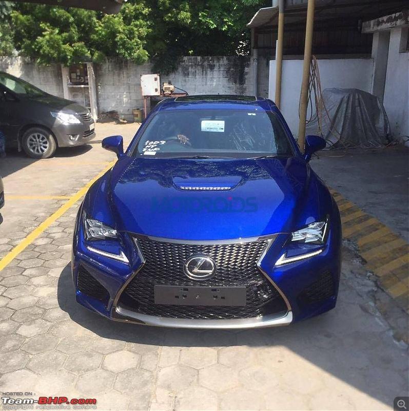 Lexus - The Indian Challenge. EDIT: Launched, range starts from Rs 55.27 lakhs-lexusrcfmotoroids8.jpg