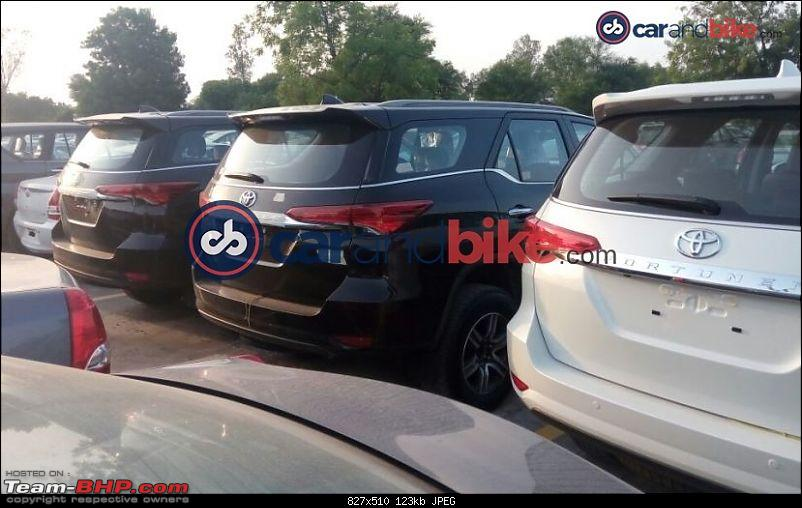 Scoop! Next-gen Toyota Fortuner spotted. EDIT: Preview on page 14-newgentoyotafortunerrear_827x510_51476254221.jpg