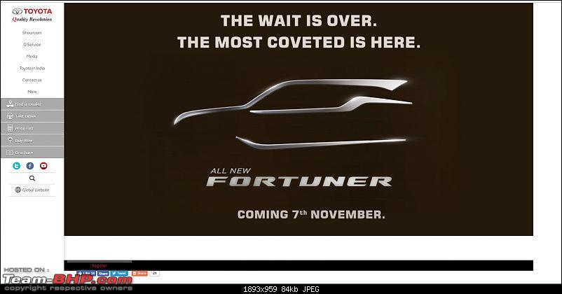 Scoop! Next-gen Toyota Fortuner spotted. EDIT: Preview on page 14-fort.jpg