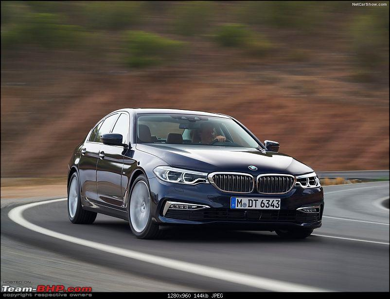 The next-gen BMW 5-Series (G30). EDIT: Launched at Rs. 49.90 lakh-bmw5series2017128011.jpg