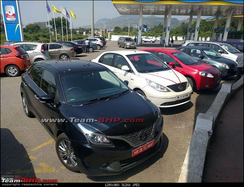 The Maruti Baleno RS: 1.0L turbo-petrol engine. EDIT: Launched at Rs. 8.69 lakh-1.jpg