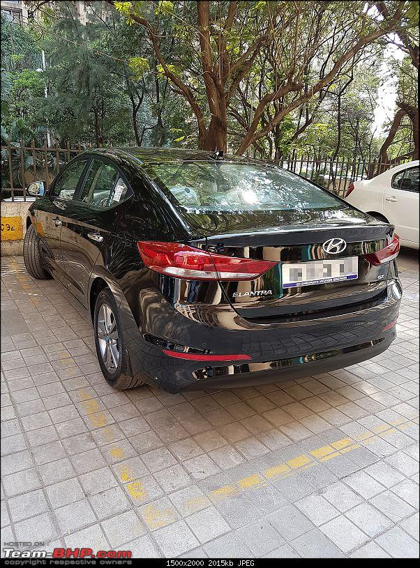 The 6th-gen Hyundai Elantra. EDIT: Launched at 12.99 lakh-20161019_151623.jpg
