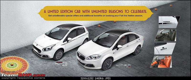 Fiat launches Punto Karbon, Linea Royale special editions-diwali_banner.jpg