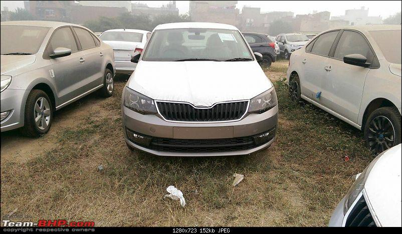 Skoda Rapid facelift caught testing. EDIT: Launched at Rs. 8.35 lakhs-14902953_1237008139655491_2605058176666512155_o.jpg