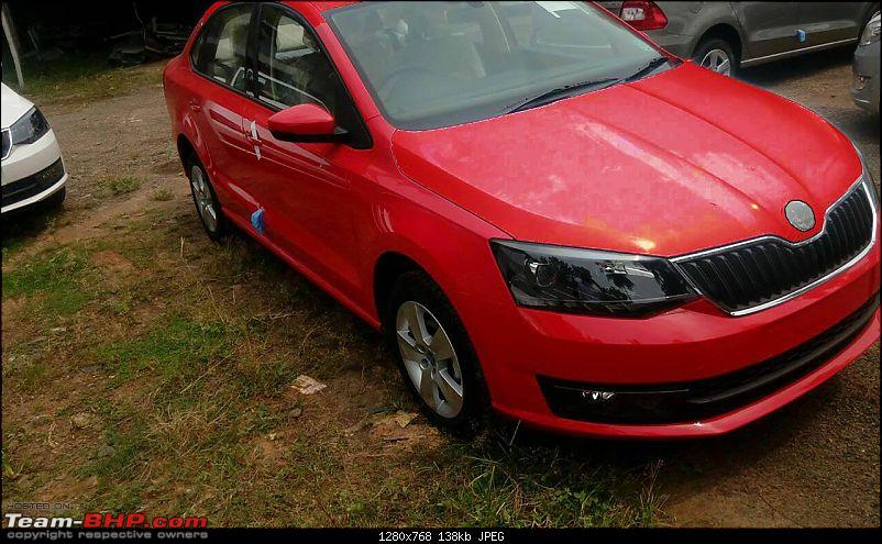 Skoda Rapid facelift caught testing. EDIT: Launched at Rs. 8.35 lakhs-14882359_1237039426319029_6865465335021109871_o.jpg