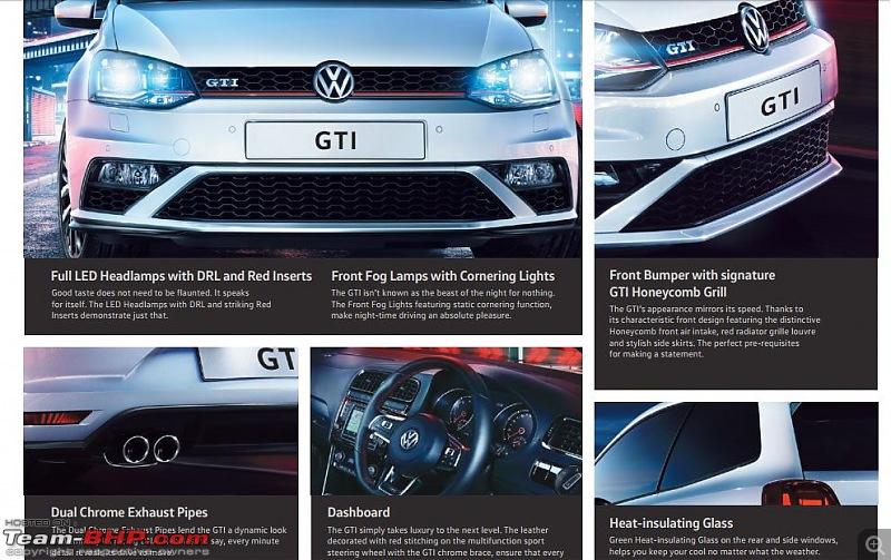 Volkswagen Polo GTI @ Auto Expo 2016-2.jpg