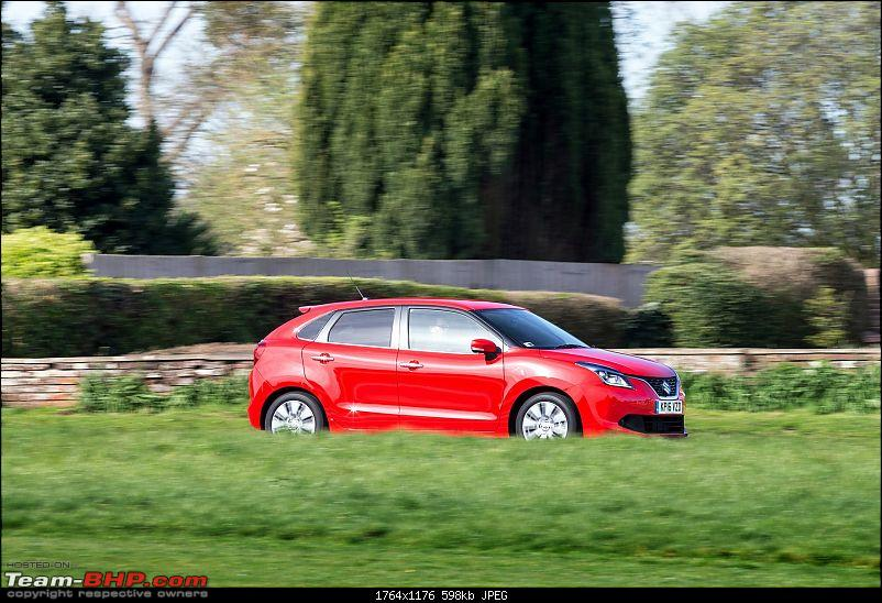 The Maruti Baleno RS: 1.0L turbo-petrol engine. EDIT: Launched at Rs. 8.69 lakh-suzukibaleno5.jpg.jpg
