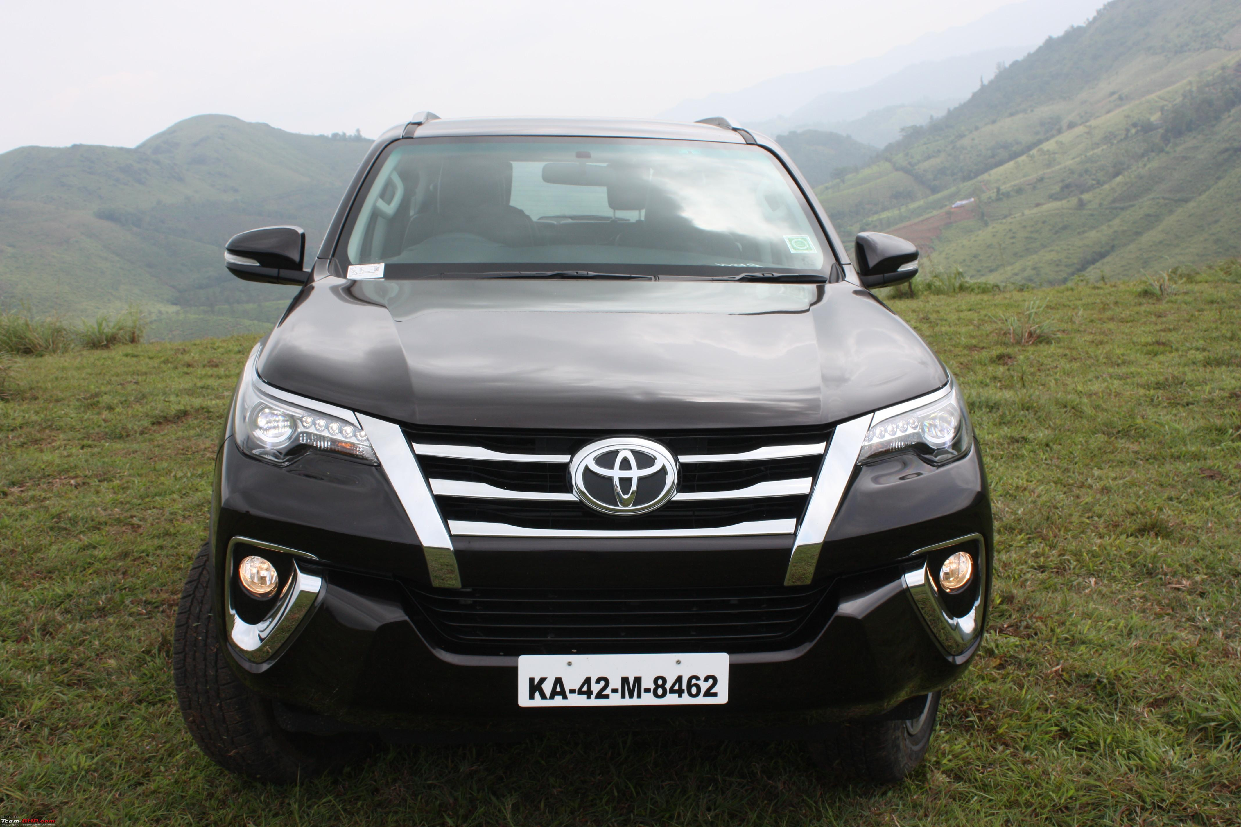Next gen toyota fortuner spotted edit preview on page 14
