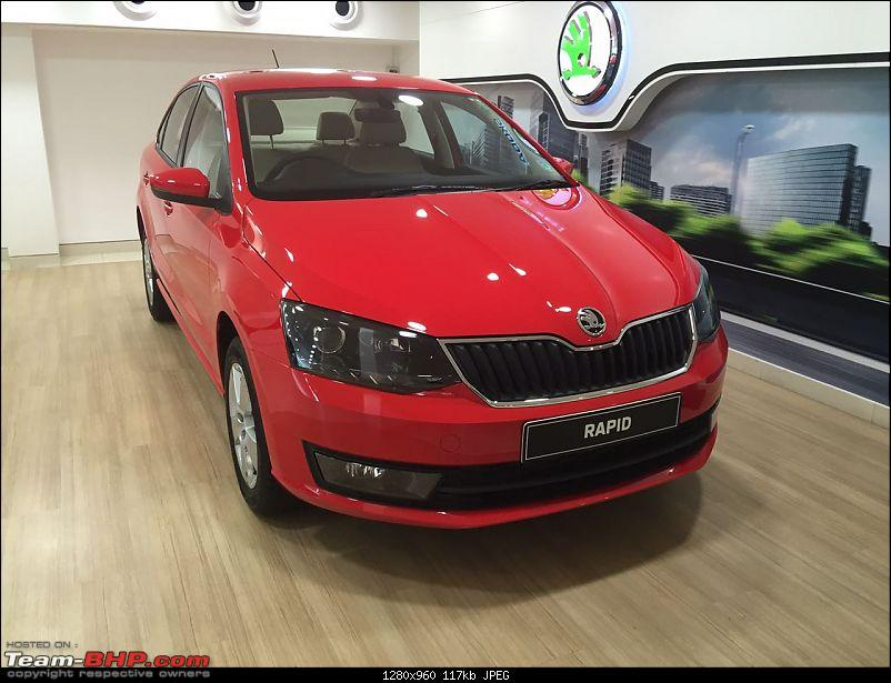Skoda Rapid facelift caught testing. EDIT: Launched at Rs. 8.35 lakhs-1.jpg