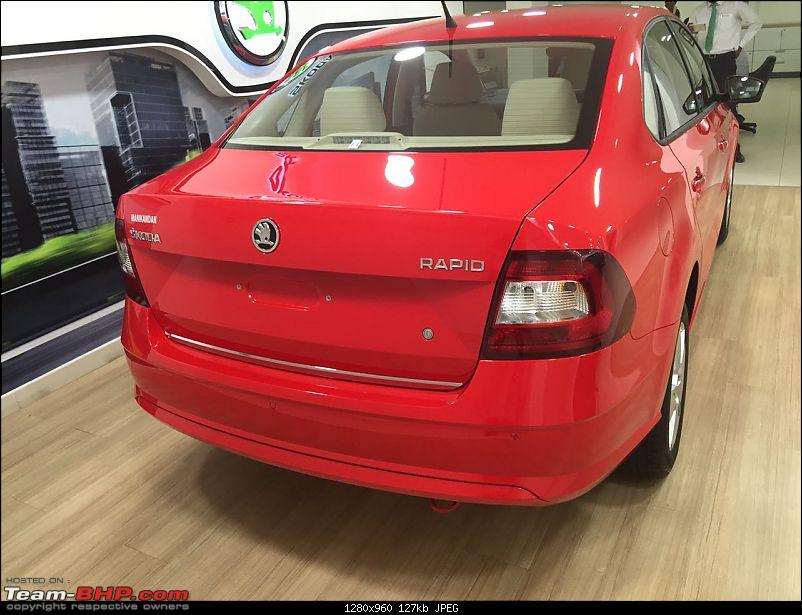 Skoda Rapid facelift caught testing. EDIT: Launched at Rs. 8.35 lakhs-3.jpg