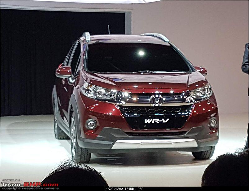 Honda WR-V (Jazz-based crossover). EDIT: Unveiled!-10.jpg