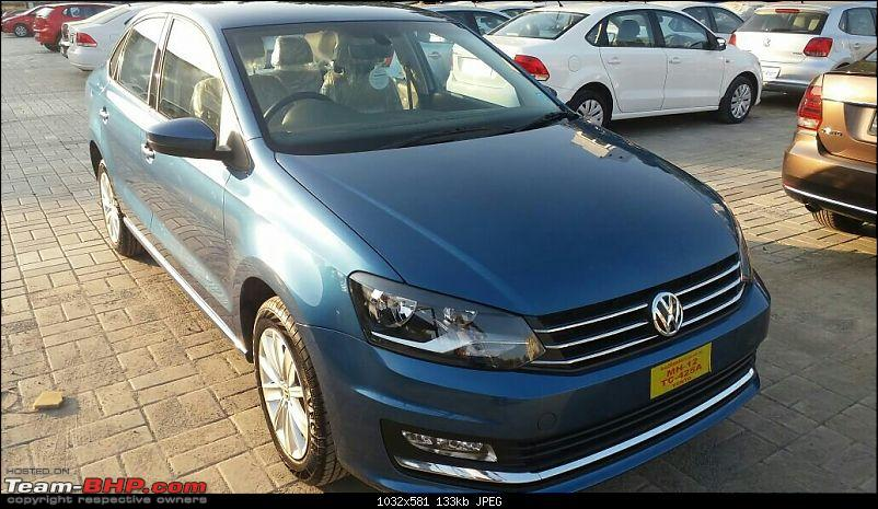 2016 Volkswagen Vento Facelift spotted testing. EDIT: Launched-1478791821013.jpg