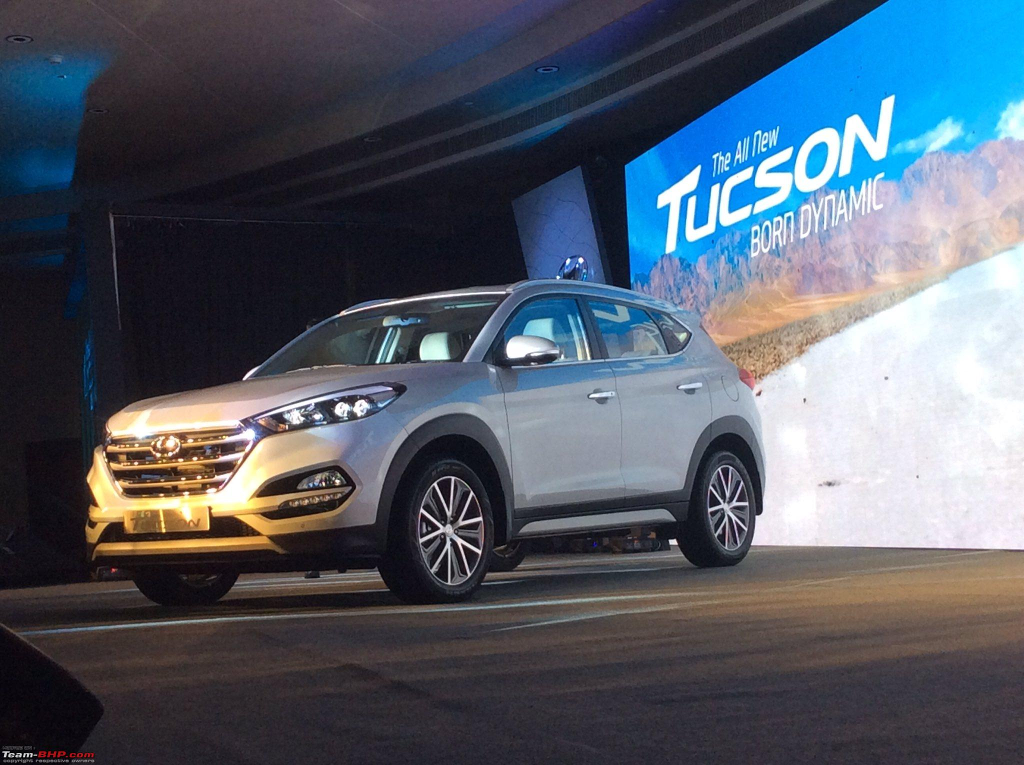 the 2016 hyundai tucson edit launched page 14 team bhp. Black Bedroom Furniture Sets. Home Design Ideas