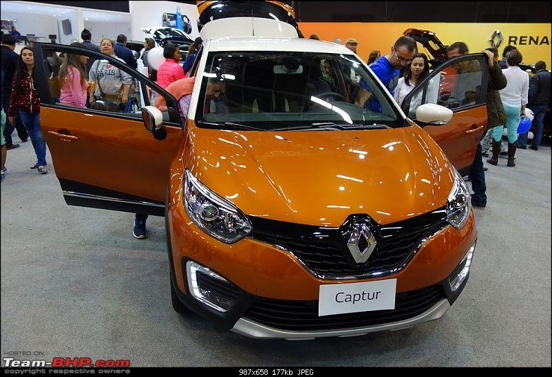 The Renault Captur SUV. EDIT: Launched @ Rs 9.99 lakhs-secondimage.jpeg