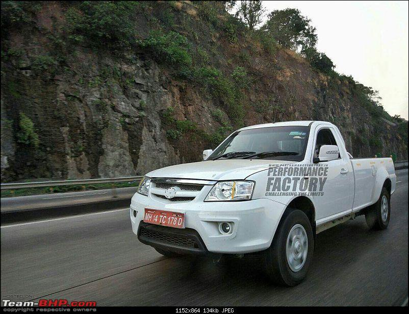 Spotted! Tata Xenon Facelift. EDIT: Launched as the Xenon Yodha-15138414_758534940967160_5112930053651459935_o1.jpg