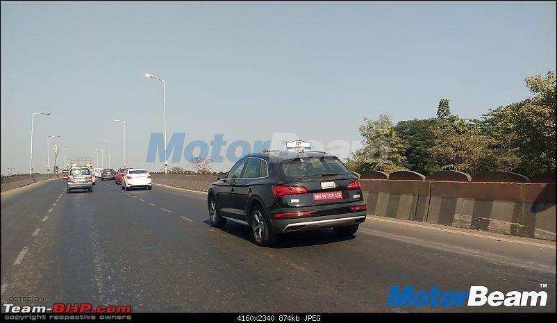 2017 Audi Q5 spotted testing in India. EDIT: Launched @ Rs 53.25 lakh-2017audiq5spotted.jpg